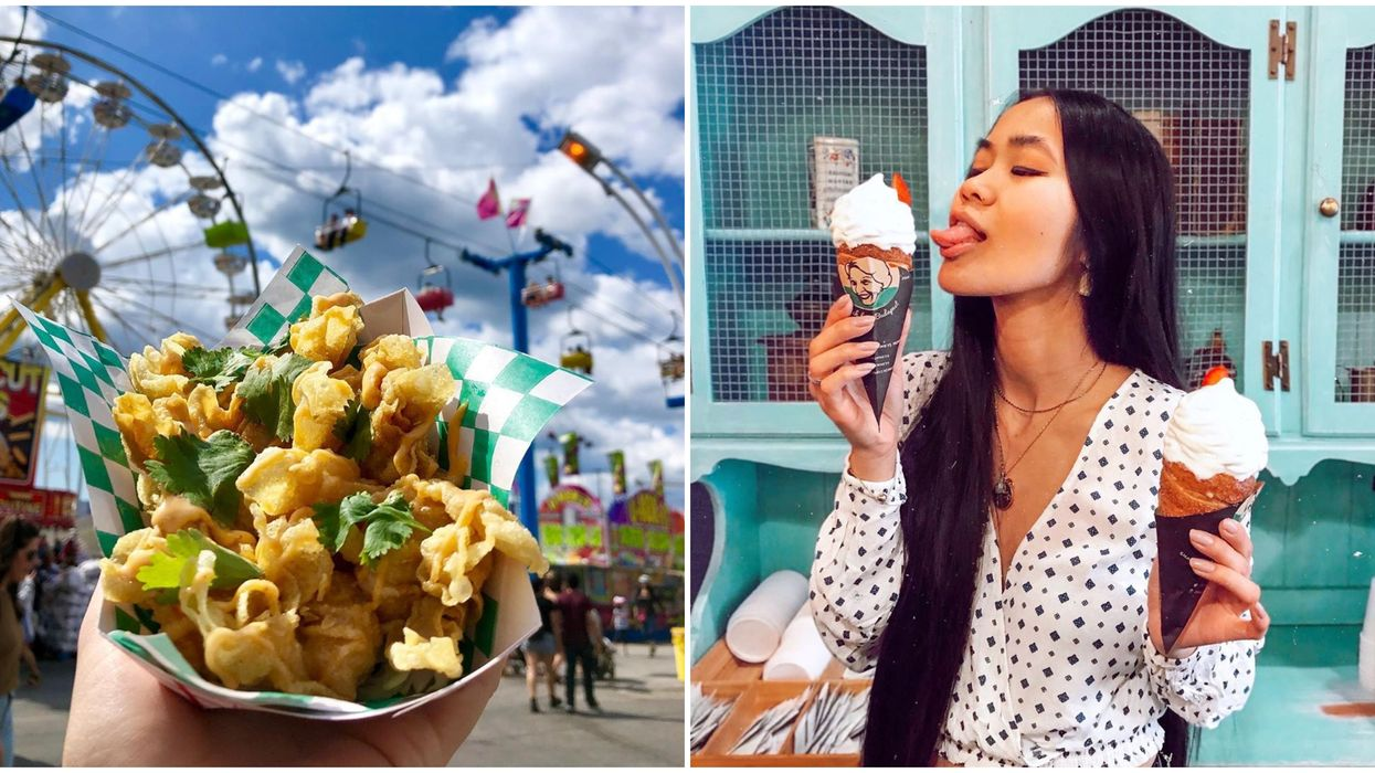13 Places In Toronto To Try The CNE's Famous Over-The-Top Treats Right Now