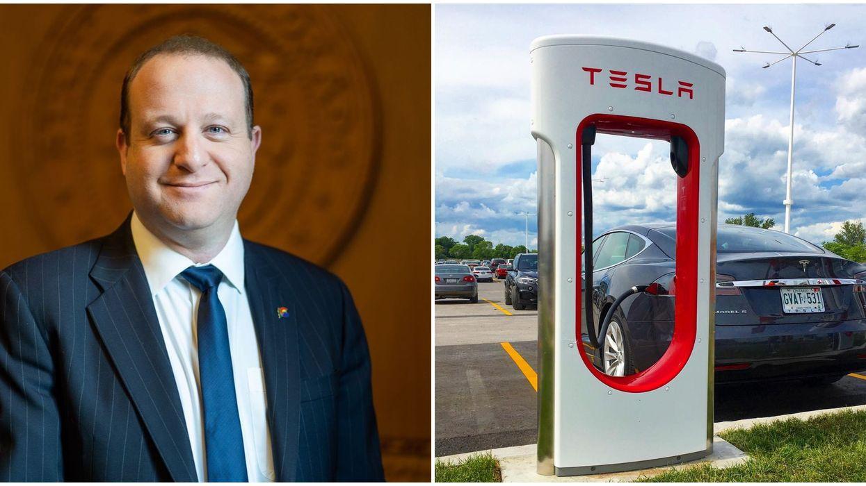 Governor Jared Polis Tweeted Elon Musk, Urging Him To Consider Colorado