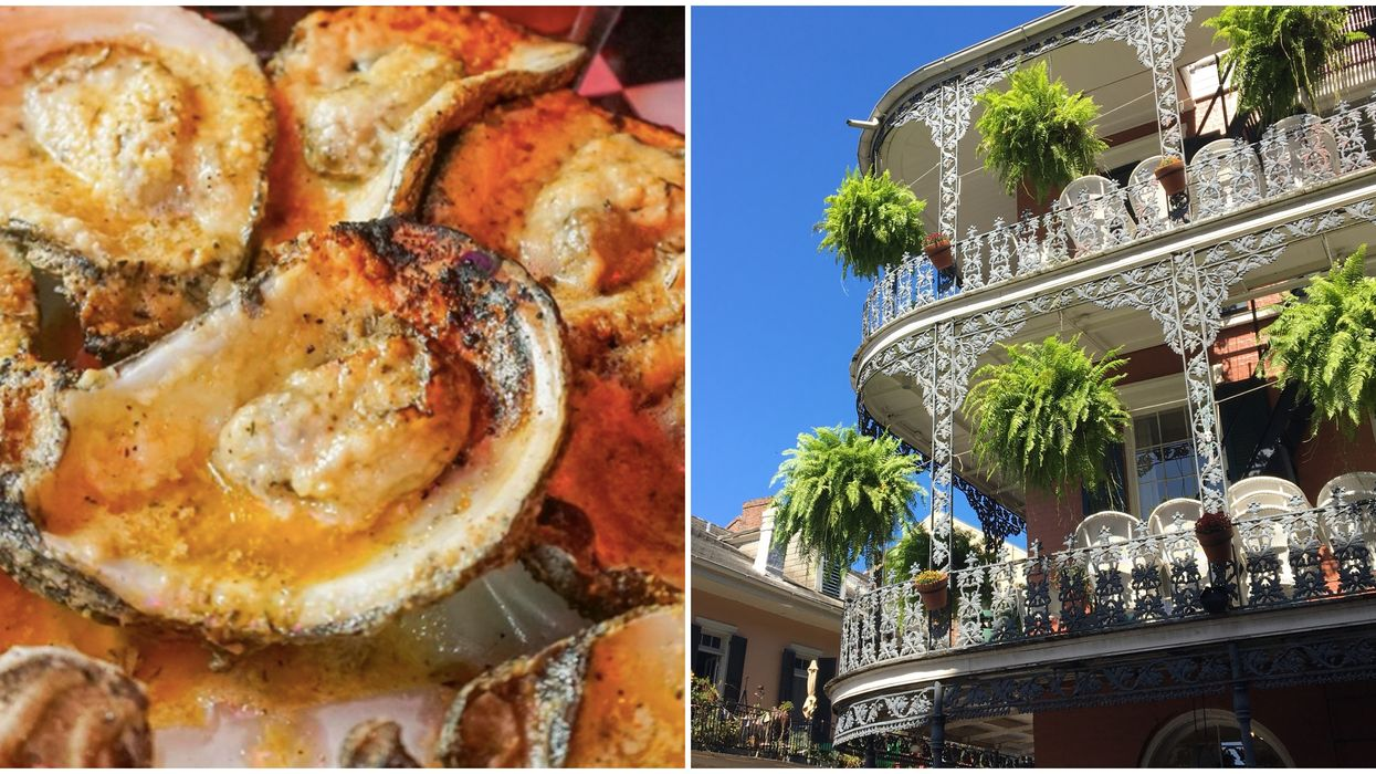 This Famous French Quarter Cajun Restaurant Is Headed To Houston Soon