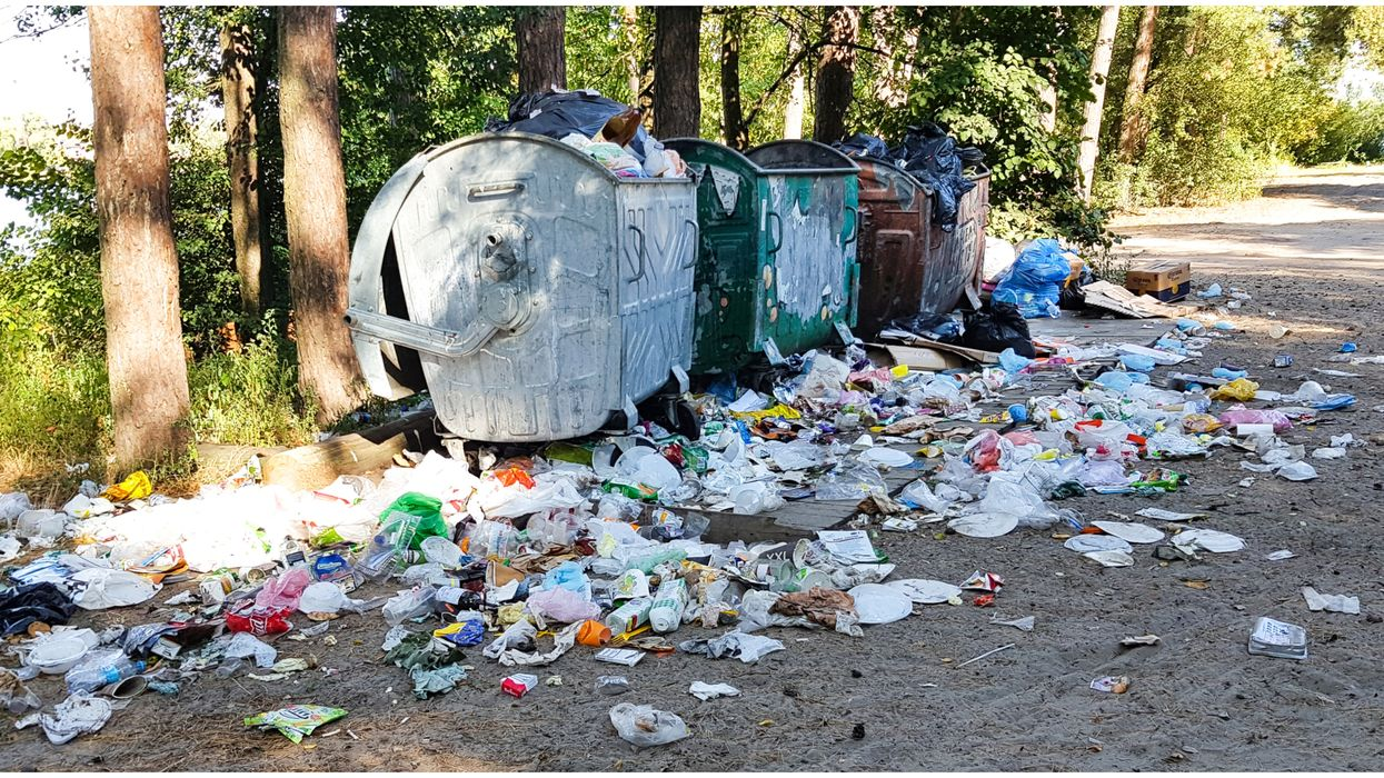 Arizona's Apache-Sitgreaves National Forests Are Seeing A Surge In Littering (PHOTOS)