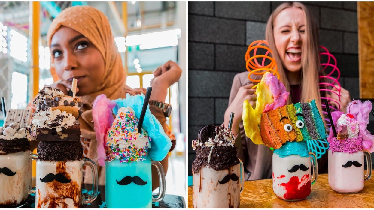 Regrub Calgary Has The Most Epic Milkshakes For Delivery & Takeout