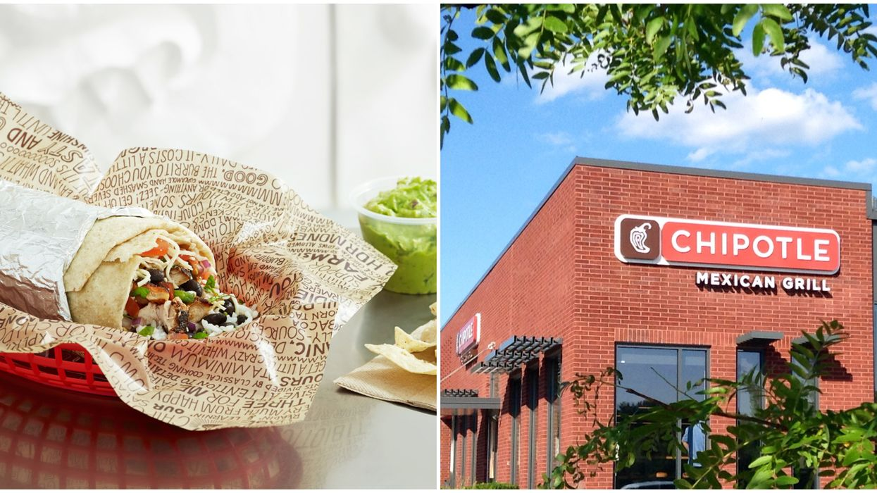 Chipotle Canada Uber Eats Now Available & Delivery Is Free For A Week