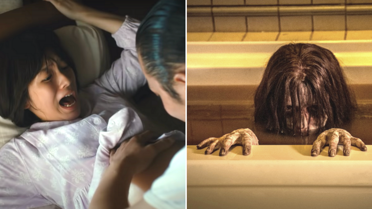 Netflix Is Adapting 'The Grudge' Into A Series & The Trailer Looks Petrifying