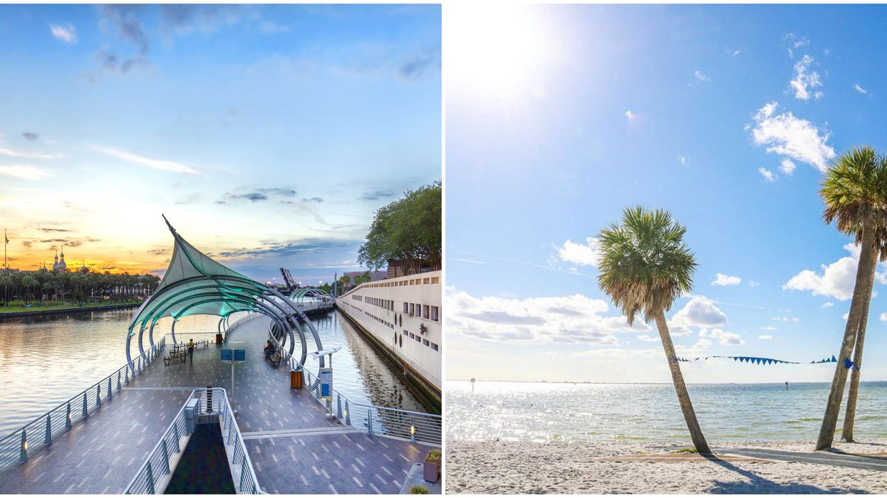 Tampa Beaches Parks River Fronts And More To Officially Reopen This Weekend