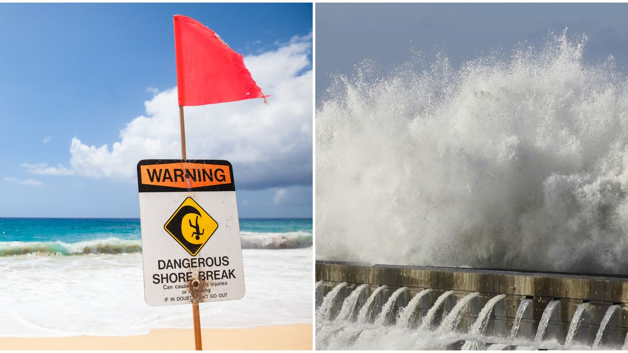 Gulf Coast Beaches In Alabama Closed Water Access Due To Life Threatening Rip Currents