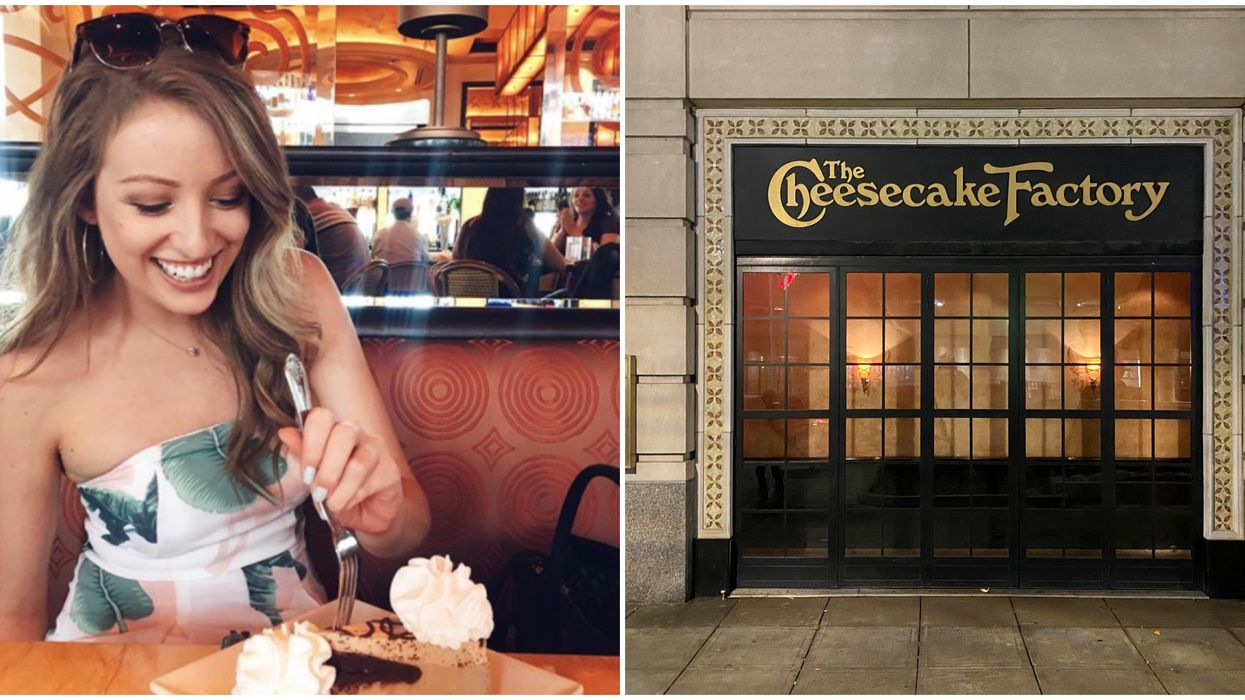 Toronto's The Cheesecake Factory Delivery Will Bring Decadent Slices To Your Door