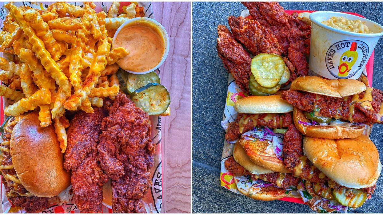 Dave's Hot Chicken Is Planning To Open Locations In Canada