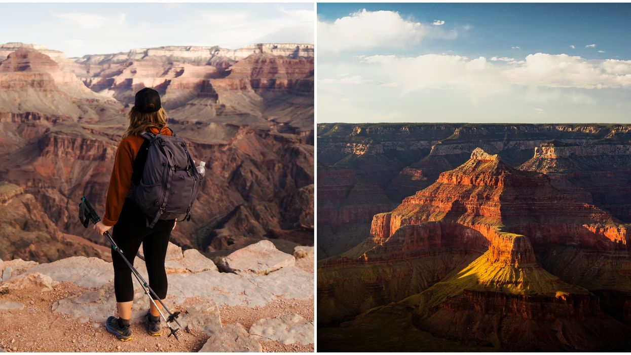The Grand Canyon In Arizona Has Guidelines In Place For Its Reopening This Weekend