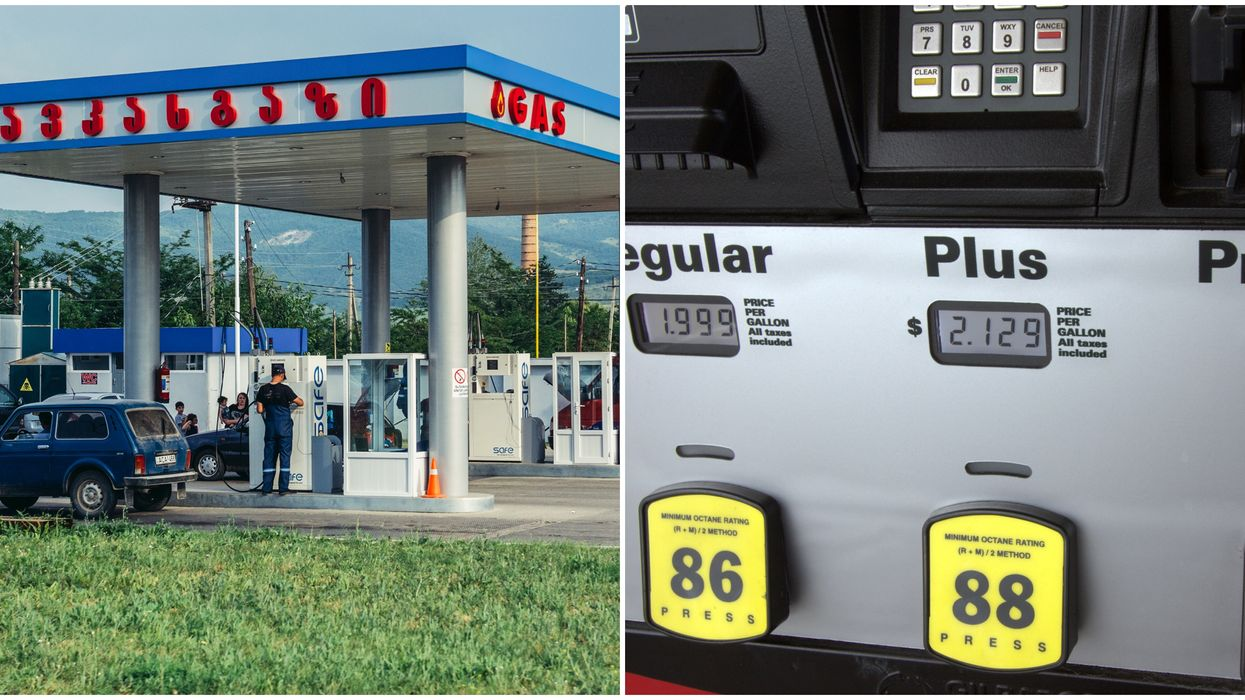 Georgia Gas Prices Are Slowly On The Rise As Businesses Reopen