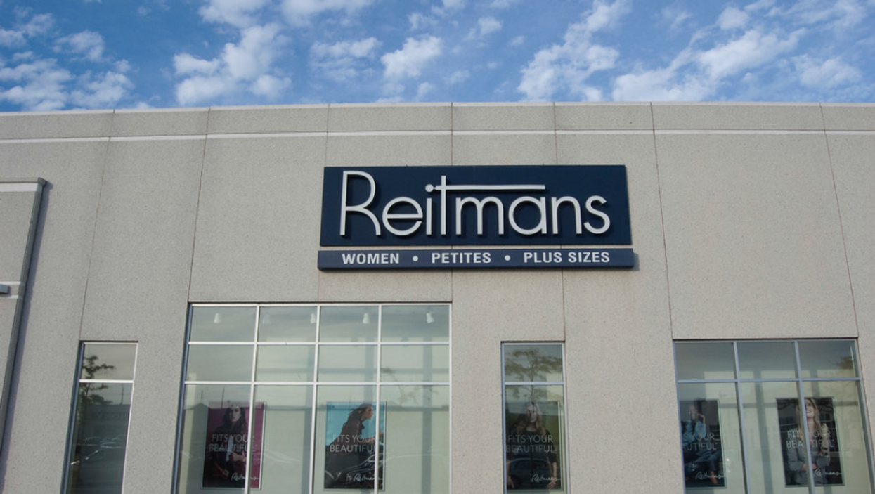 Reitmans se place à l'abris de ses créanciers pour éviter la faillite