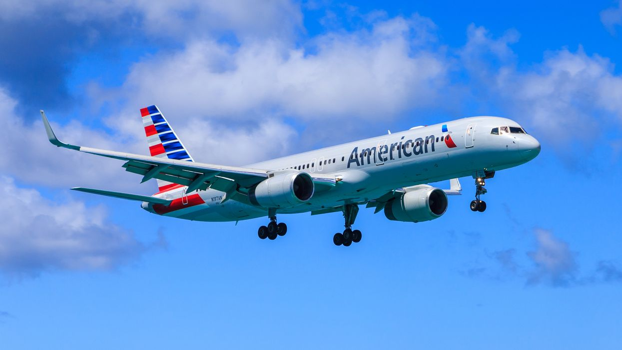 An American Airlines Flight To Dallas Was Overcrowded This Past Weekend