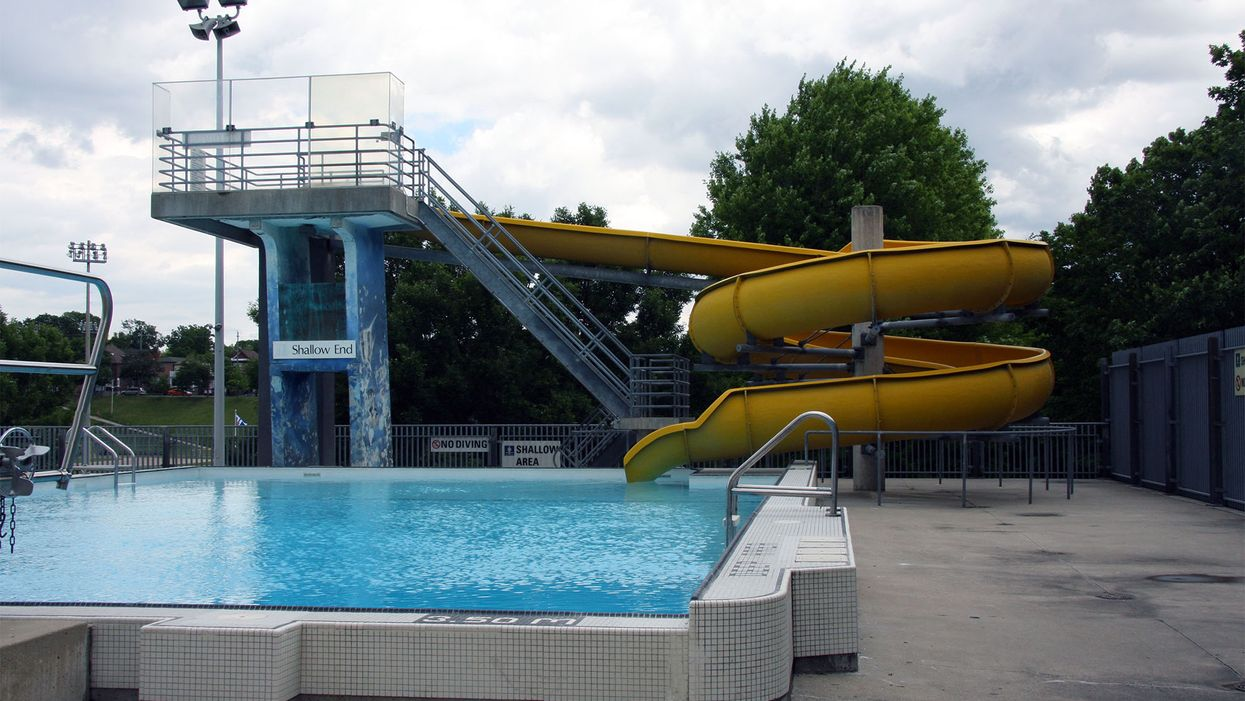 Toronto Pools Re-Opening Could Happen 'Sometime In The Next Few Weeks'