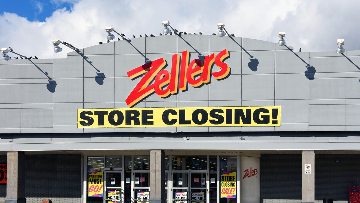 The Last Zellers Closed Down Months Ago But Some Canadians Just Can't Let It Go