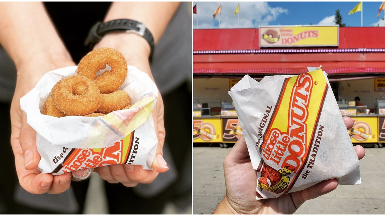 Mini Donuts In Vancouver: A Pop-Up Drive Thru Donut Party Is Happening This Weekend