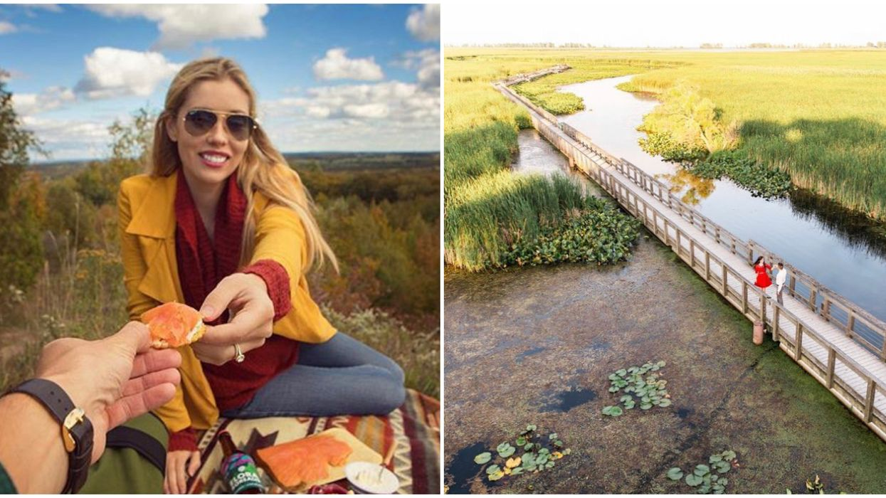 Ontario Romantic Parks You Need To Bring Your Favourite Person To