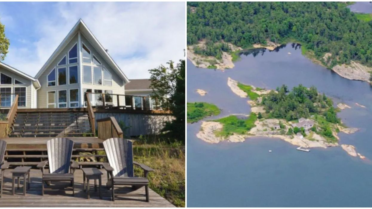 Ontario Cottage For Sale Is So Epic It Was On A TV Show (PHOTOS)