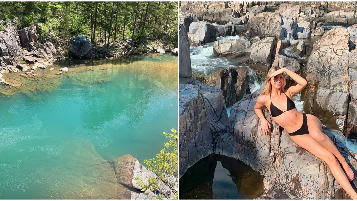 Go Swimming In Missouri At This Gorgeous State Park