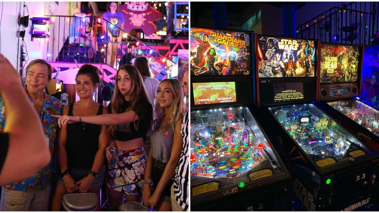 Arcade Monsters Nostalgic Video Game Pub Reopens This Weekend And They Expanded