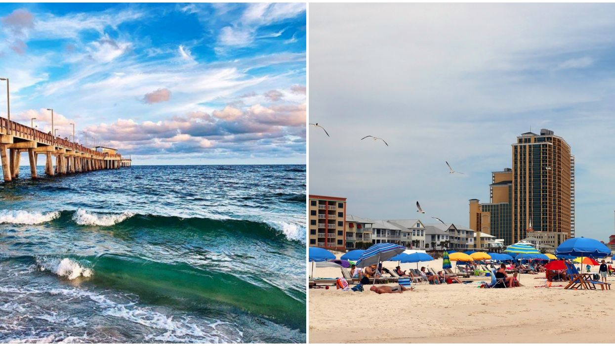 Alabama's Gulf Shores Beaches Reopened & Has Seen More Than 700K Visitors