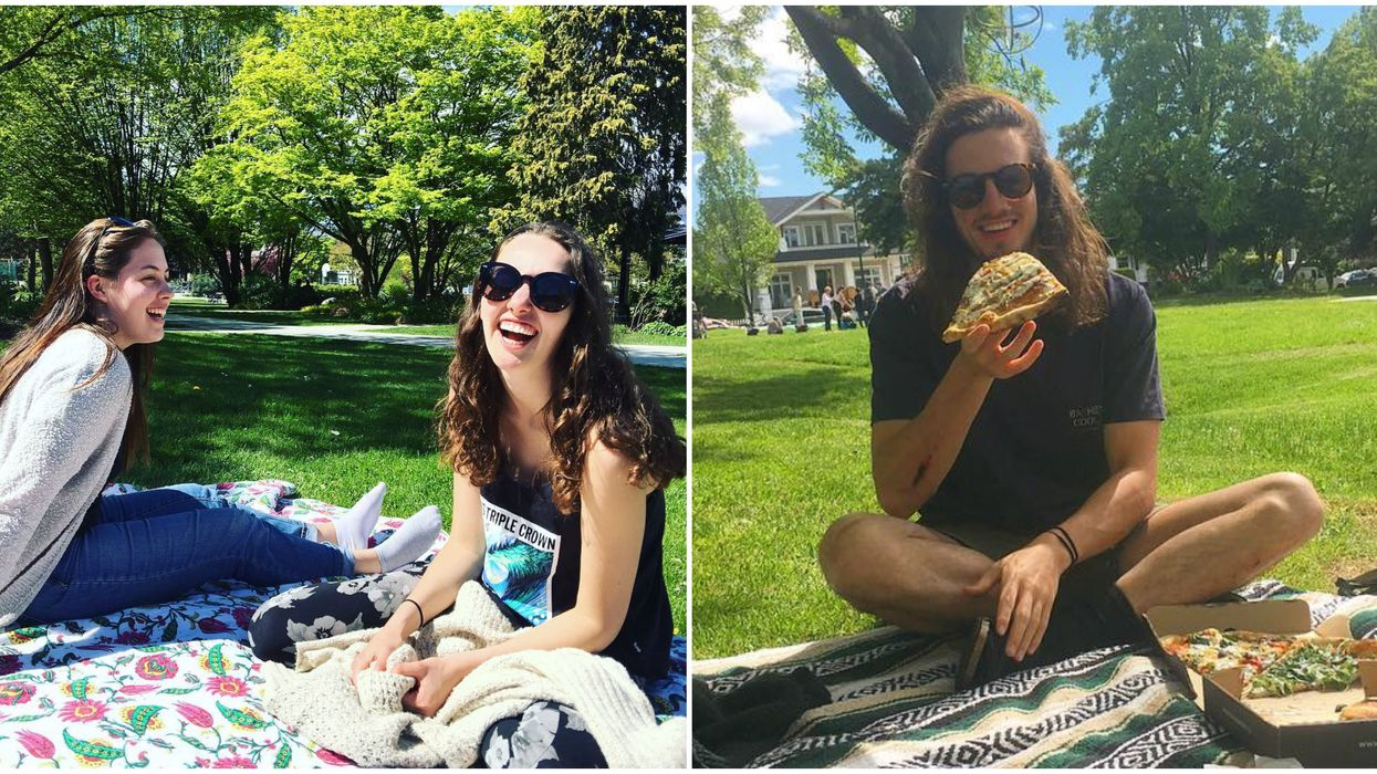 7 Top-Secret Parks In Vancouver That Are Perfect For A Summer Picnic With Your BFFs