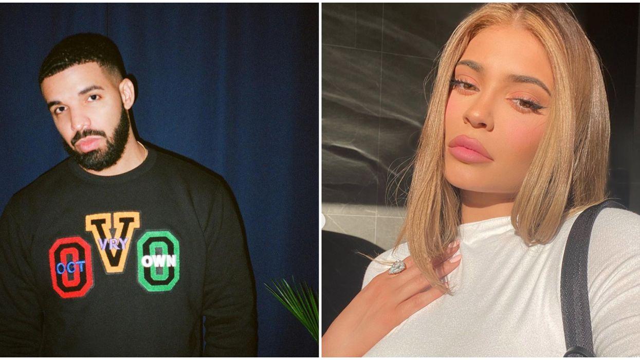 Drake & Kylie Jenner