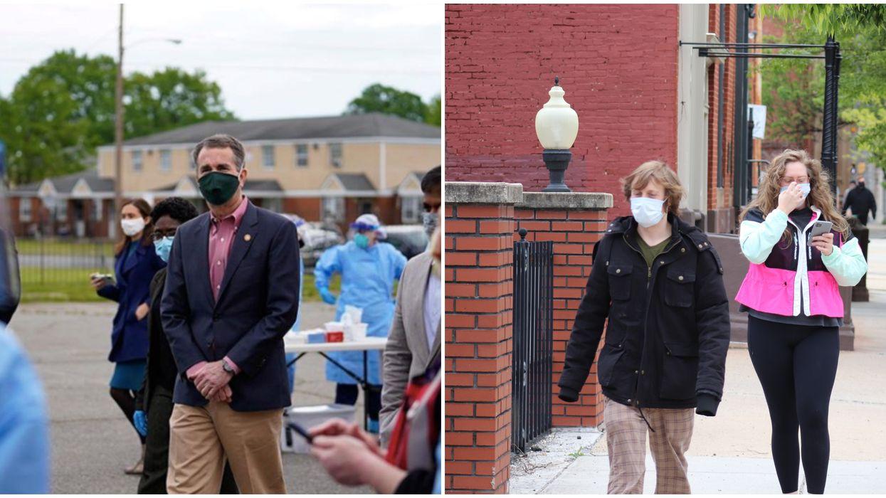 Governor Ralph Northam Of Virginia May Make Masks Mandatory In Public