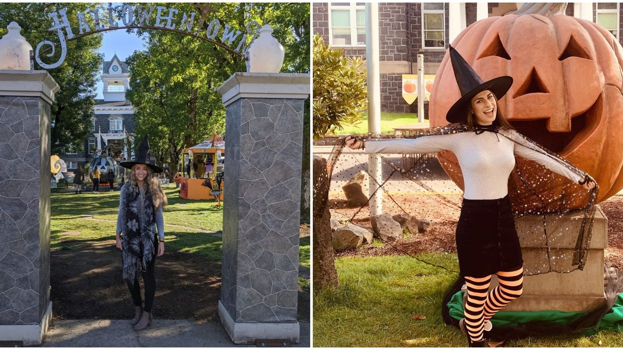 Spirit Of Halloweentown In Oregon Lets You Celebrate The Spooky Holiday All October Long