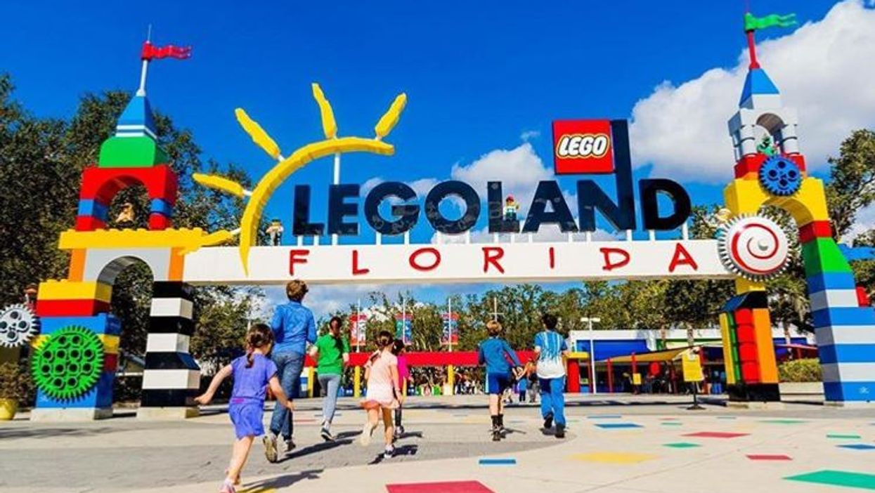Florida's Legoland Theme Park Will Reopen Soon But Won't Require Masks
