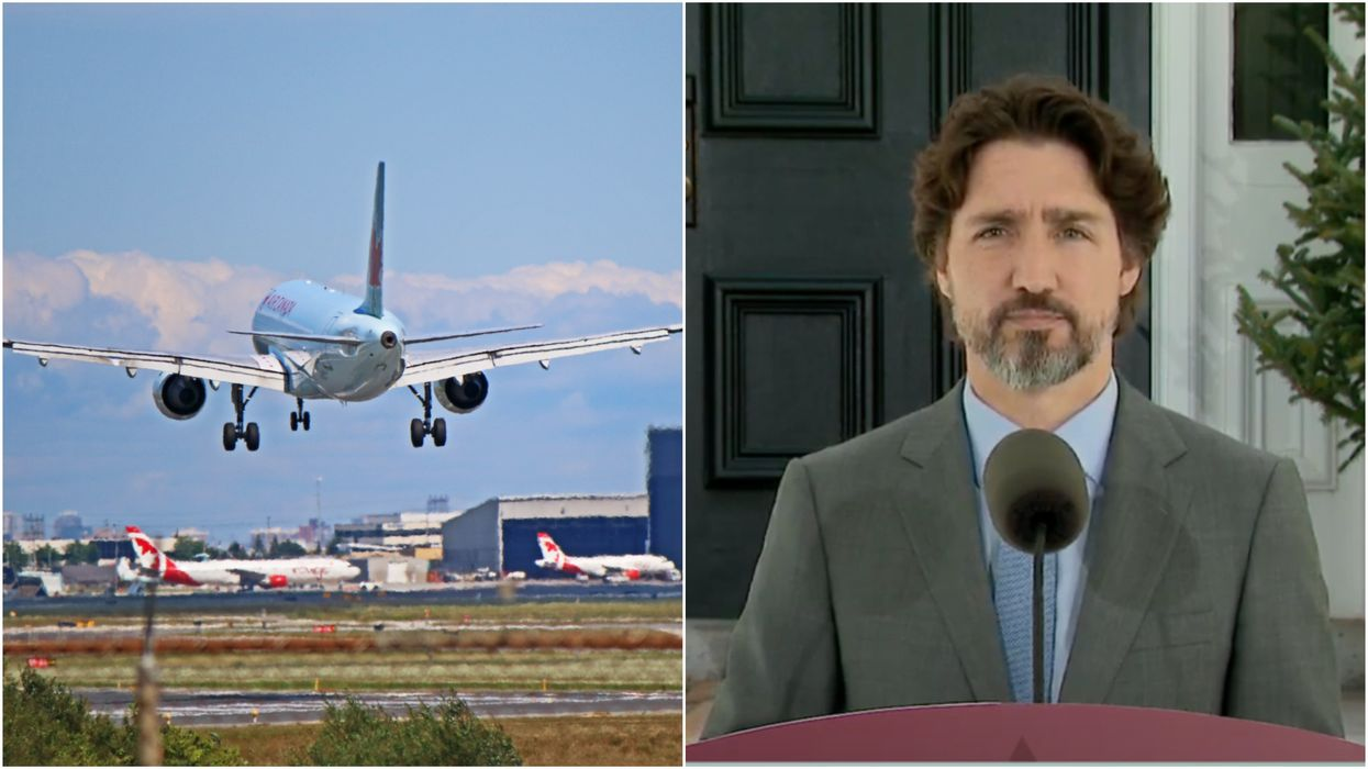 """Air Ticket Refunds In Canada Will Require """"Careful Discussions"""" Says PM Trudeau"""