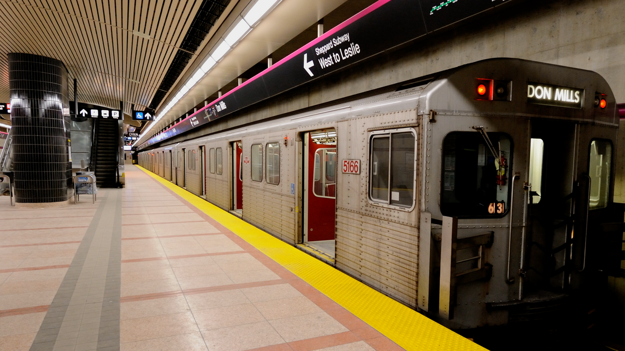 Toronto Will Be Forced To Shut Down Entire TTC Lines If It Doesn't Get Financial Help