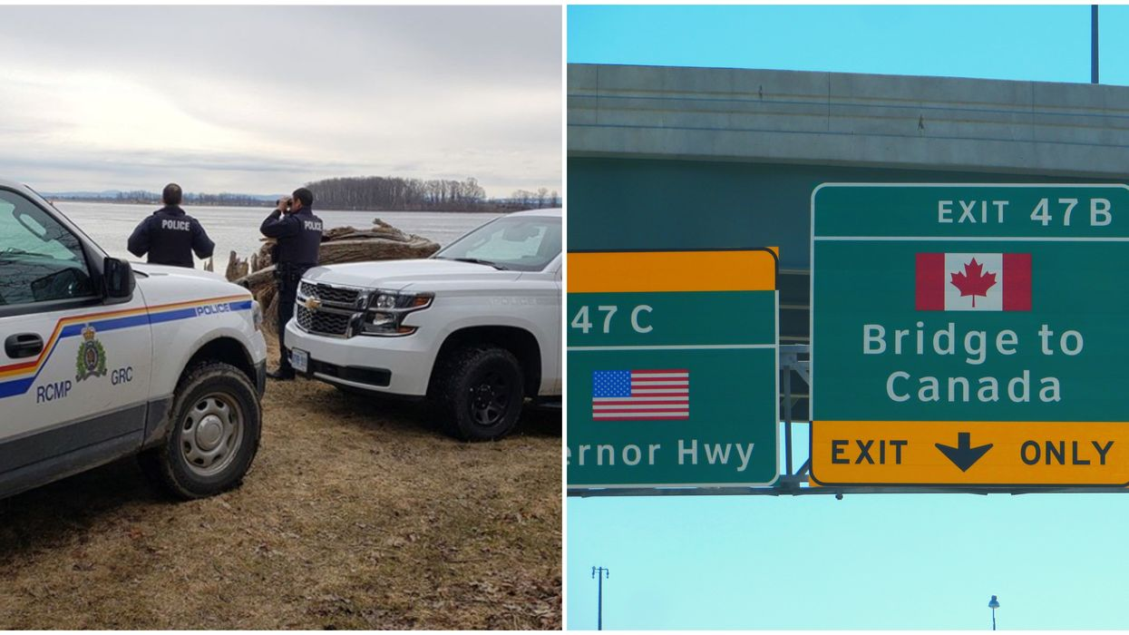 Canada-US Border In Ontario Will See An Increase In RCMP Patrols