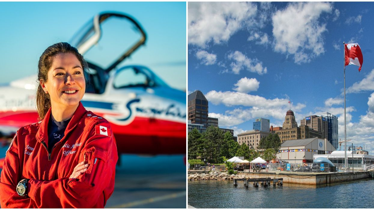 Captain Jennifer Casey To Be Honoured With A Procession Through Halifax