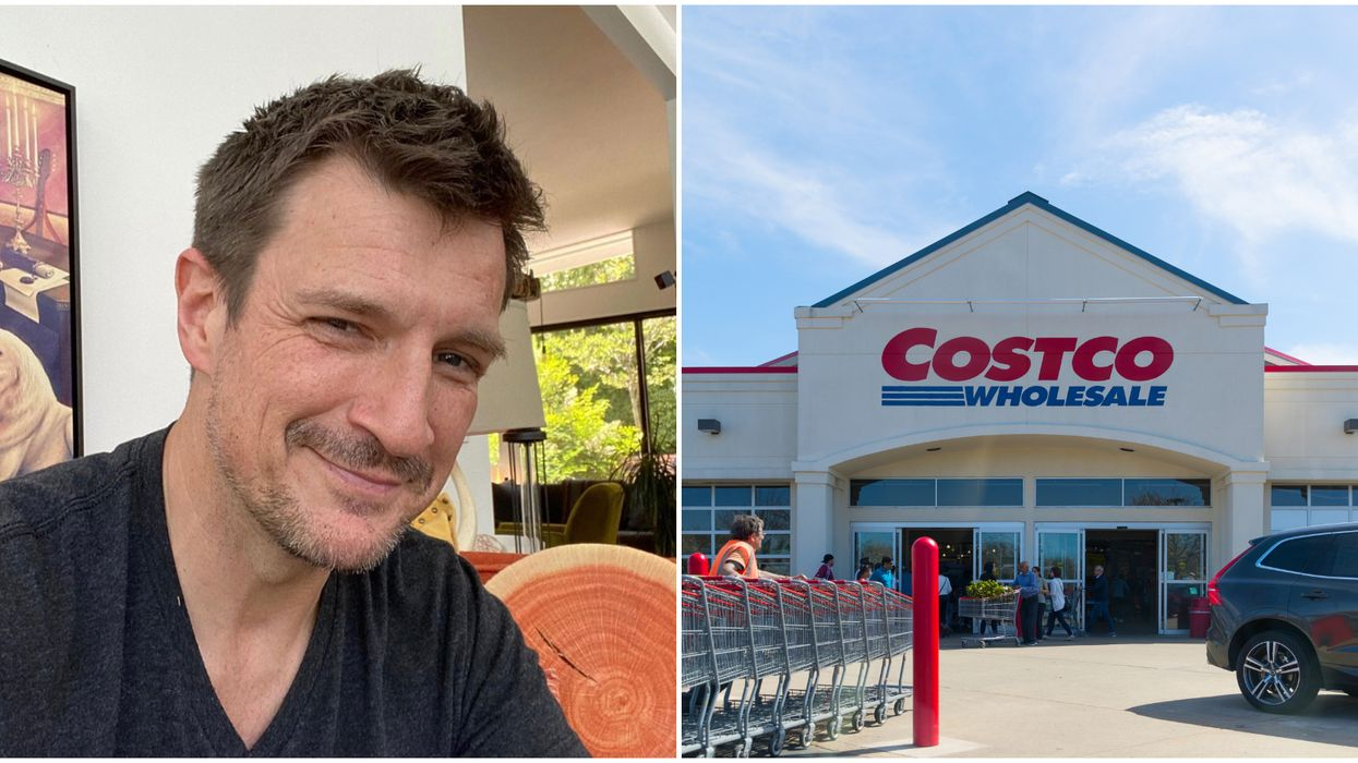 Nathan Fillion Shared a Totally Canadian Pay It Forward Story On Instagram