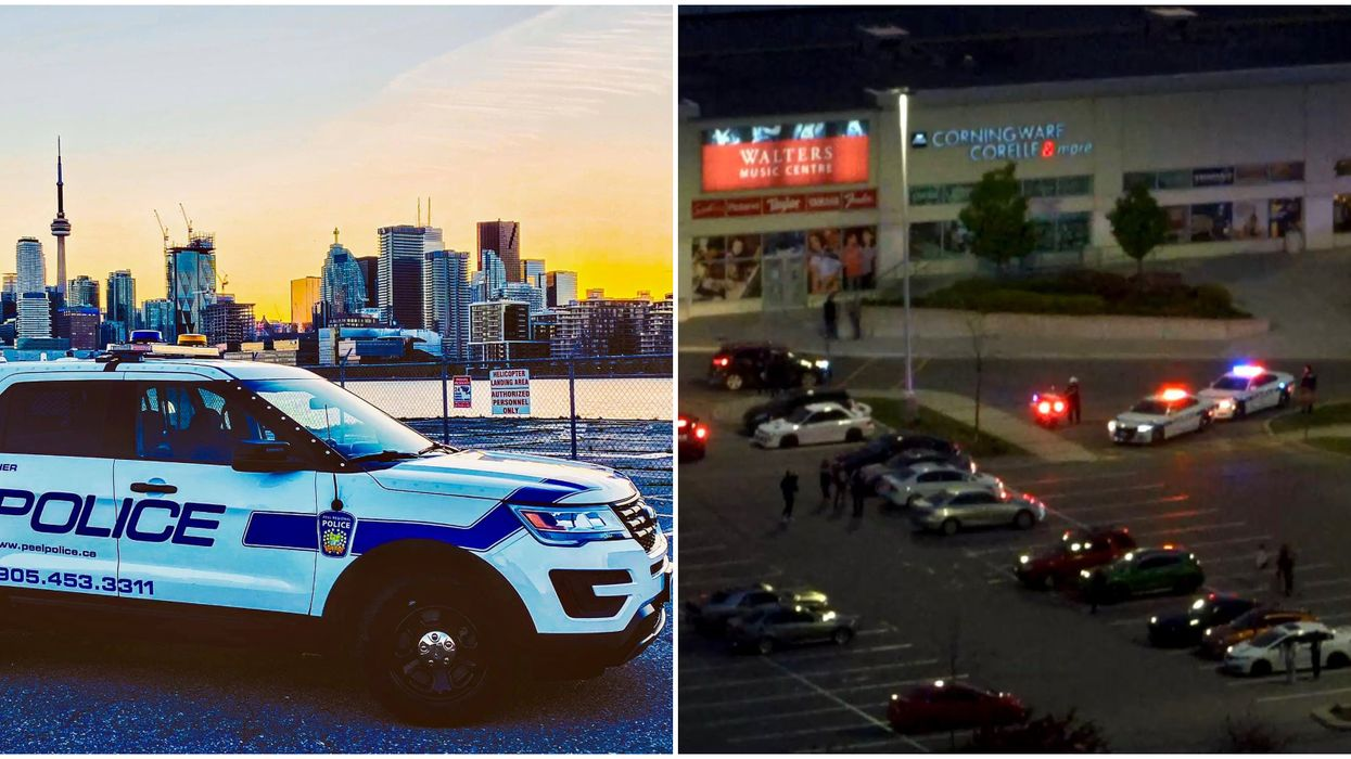 Peel Regional Police Crack Down On Reckless driving & Stop 370 Cars In One Night