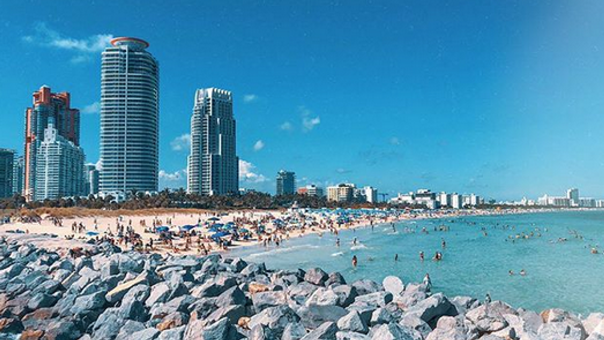 Miami-Dade County Beaches Reopen For The Summer