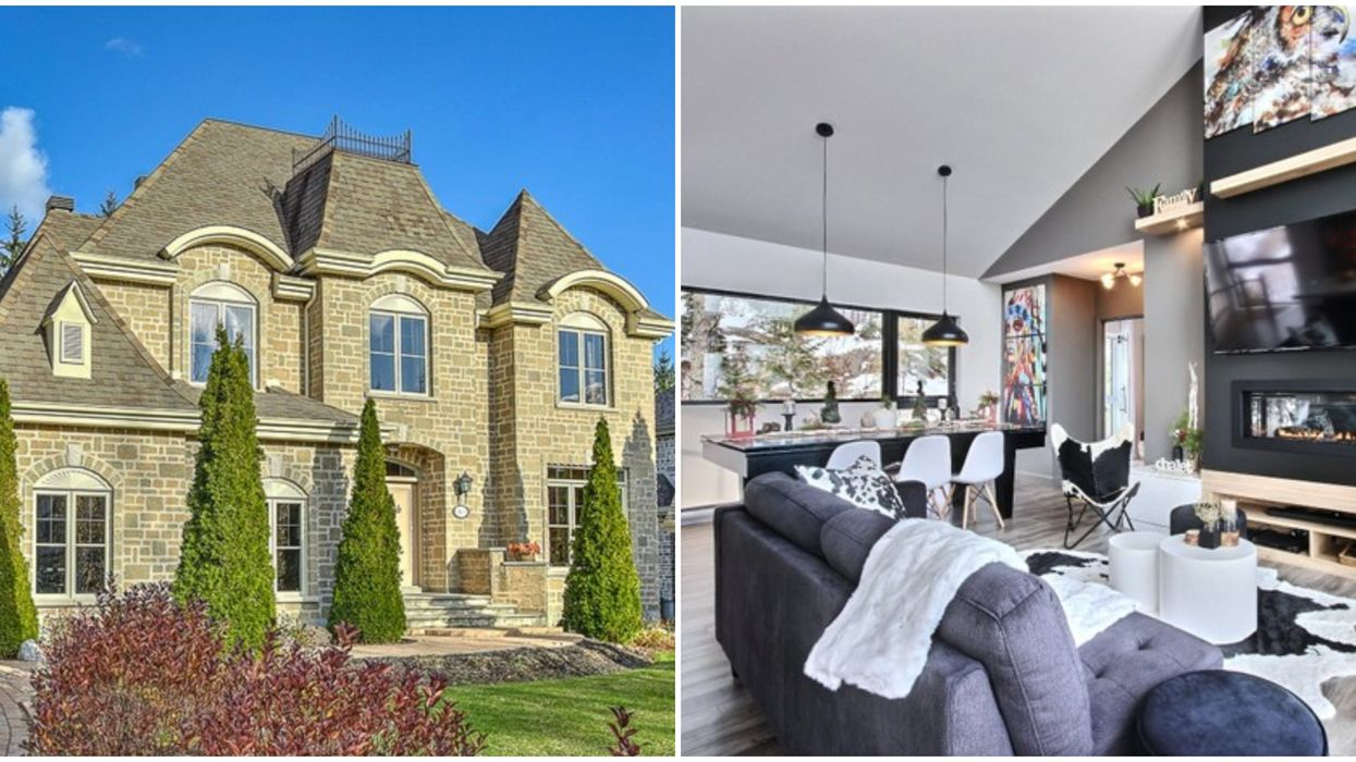 Quebec Has So Many Cheap Homes For Sale That'd Easily Cost $1M In Toronto