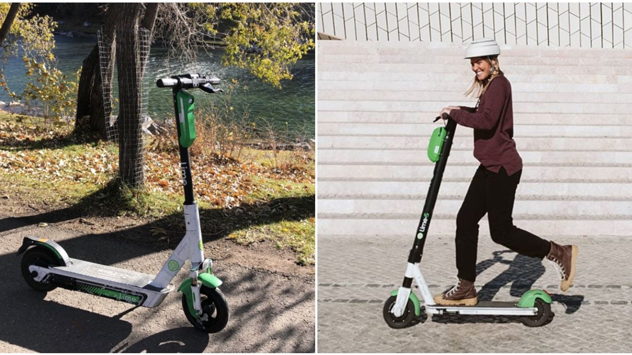Calgary E-Scooters Are Officially Back & Locals Think It's A Really Bad Idea