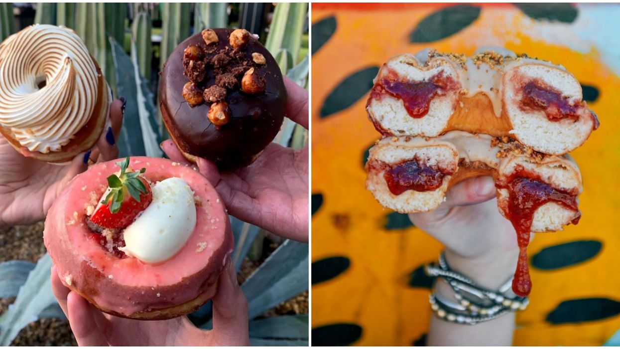 A Donut Shop In Dallas Is Bringing Texas-Sized Sweets To You Next Month