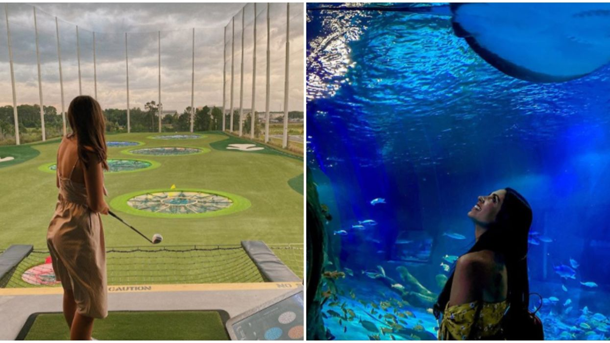 Fun Things To Do In Florida Include These 7 Indoor Spots That Have Officially Reopened