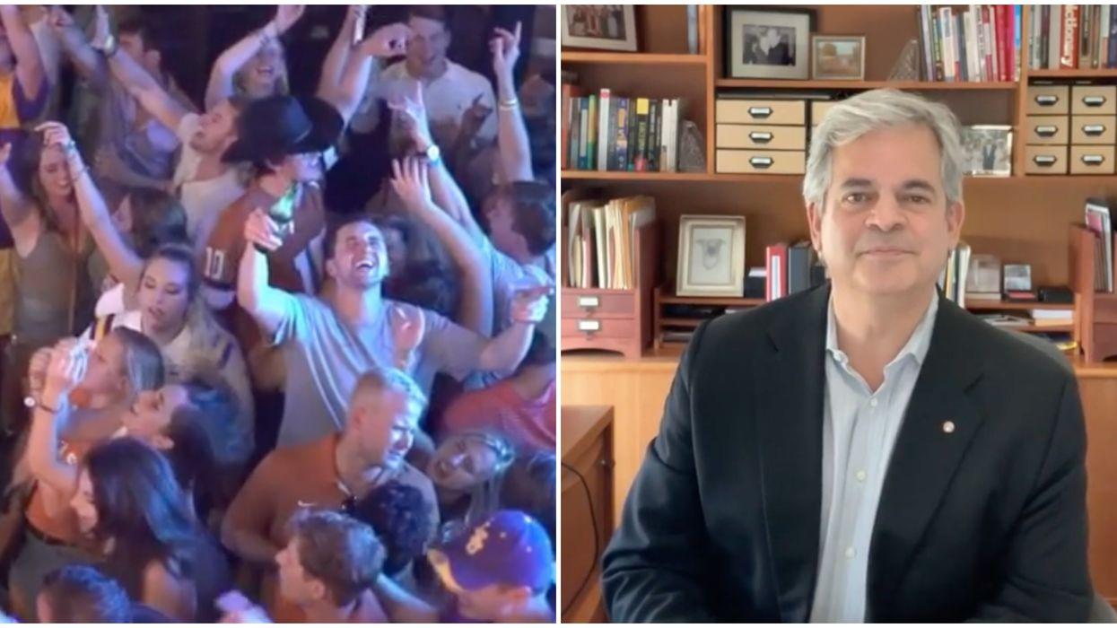 Austin's Mayor Released Videos Of Overcrowded Bars From This Past Weekend (VIDEOS)