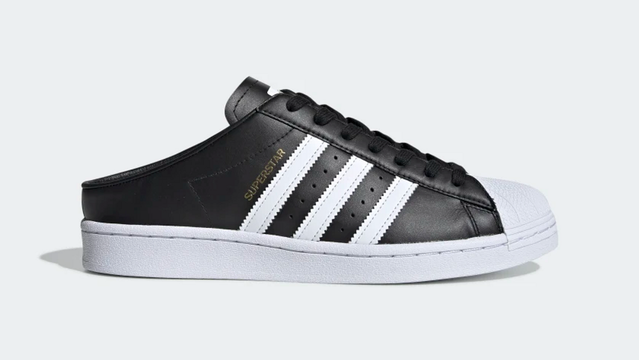 Adidas Canada Just Released Slip-On Versions Of Their Superstar Sneaker