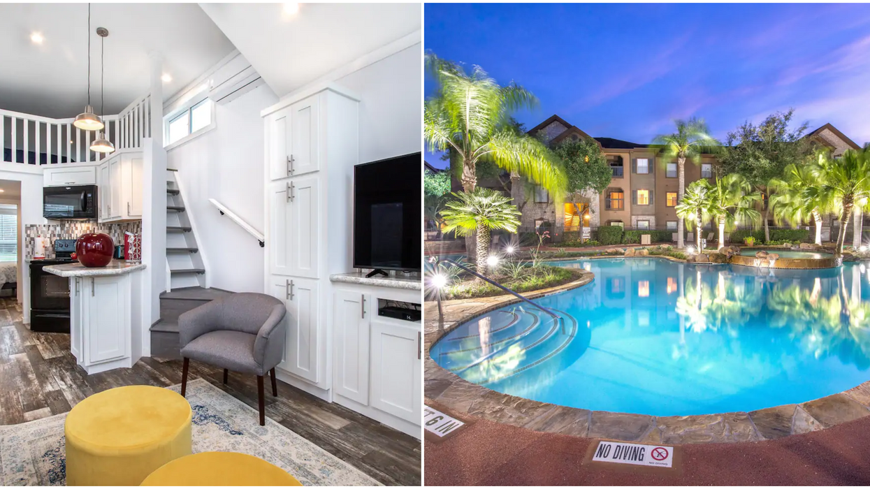 You And Your Friends Can Rent These 10 Inexpensive AirBnBs Near Houston This Summer