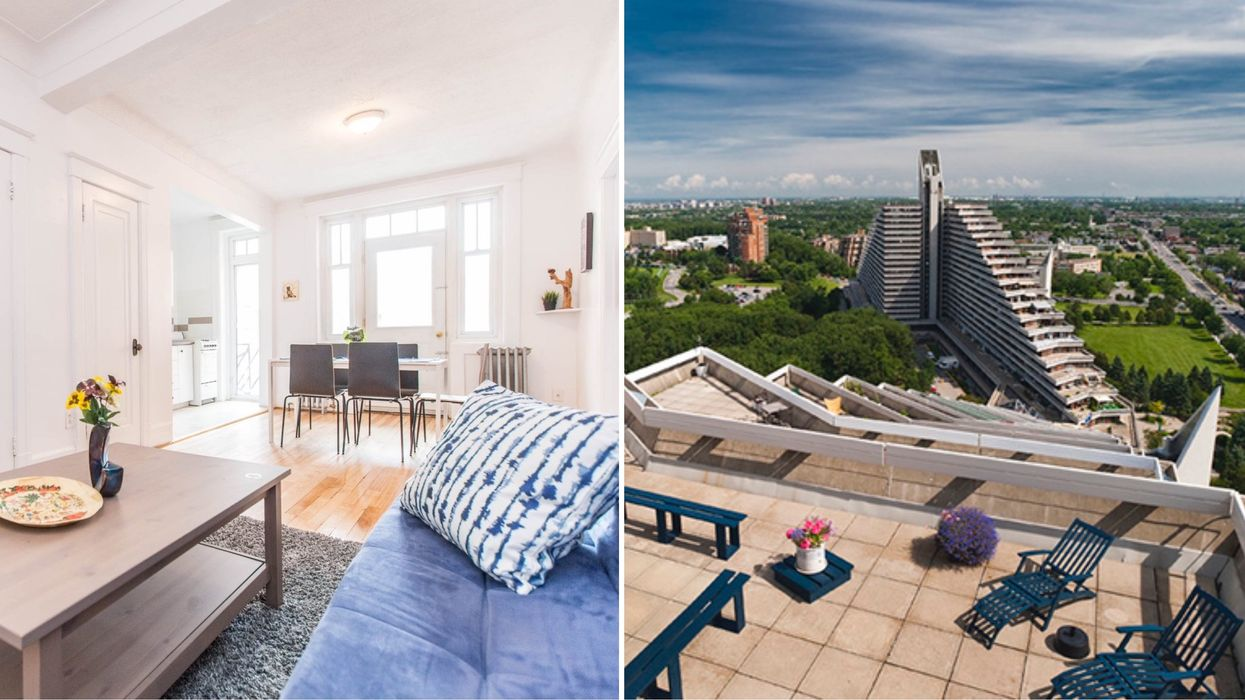 9 appartements à louer à Montréal près d'un grand parc