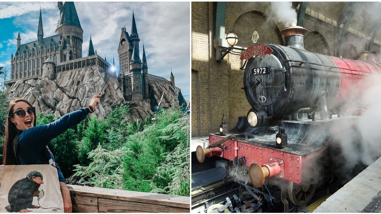 Wizarding World Of Harry Potter Reopens Just In Time For Summer