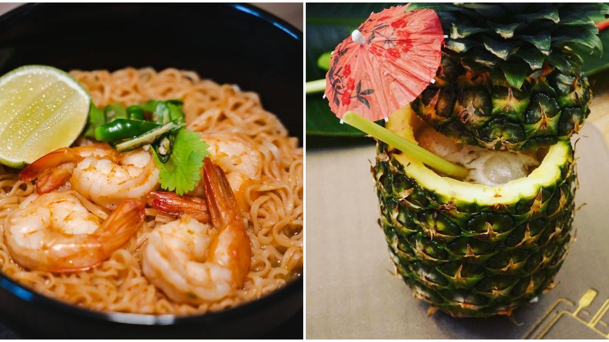 Kin Dee Thai Restaurant In Houston Just Opened Its Doors