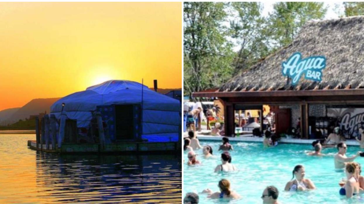 14 campings uniques qui te donneront l'impression de quitter le Québec cet été