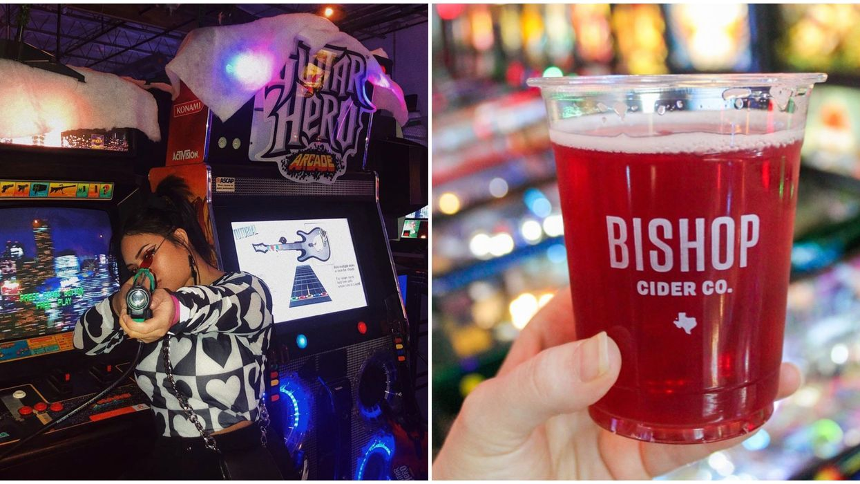 Bishop Cidercade Is Opening In Austin As Soon As Possible