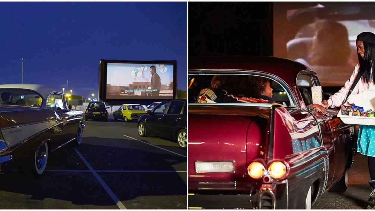 Rooftop Cinema Club In Houston Is Opening Its Second Drive-In