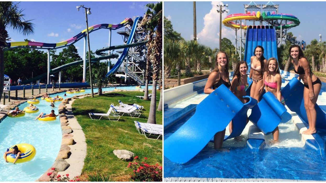 Waterville USA Reopens In Alabama Just In Time For Summer
