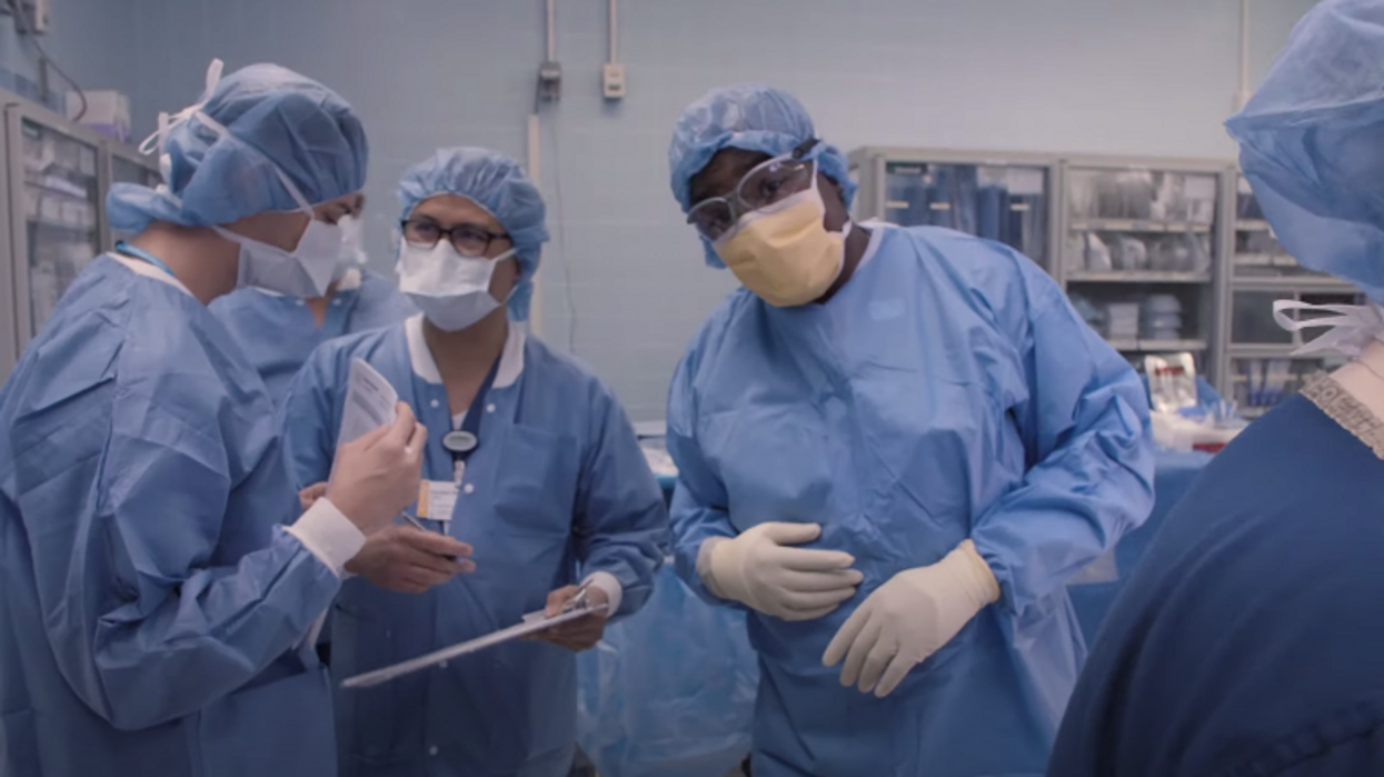 Grab your tissues for this medical series! Netflix'sLenox Hill will take viewers inside a real hospital, following four doctors dedicated to saving lives every day. The emotional docuseries premieres so soon and will totally remind you of the stories explored on Grey's Anatomy.